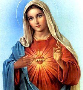 RATUNEK LUDZKOŚCI W NIEPOKALANYM SERCU MARYI