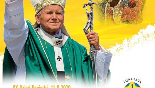 List pasterski Episkopatu Polski zapowiadający obchody XX Dnia Papieskiego