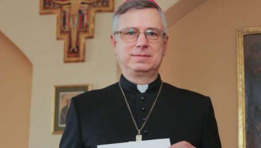 Nowy biskup w Legnicy