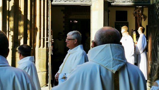 Boże Ciało – procesja diecezjalna